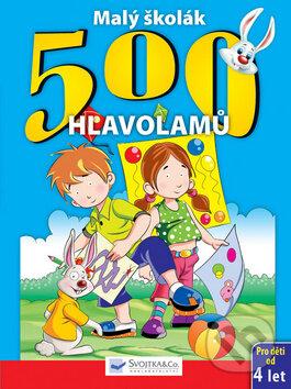 Fatimma.cz Malý školák: 500 hlavolamů Image