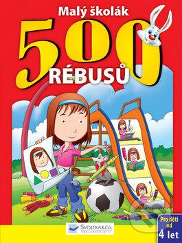 Interdrought2020.com Malý školák: 500 rébusů Image