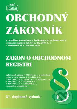 Venirsincontro.it Obchodný zákonník (XI. doplnené vydanie) Image