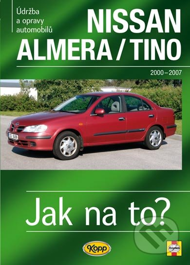Nissan Almera / Tino - Peter T. Gill
