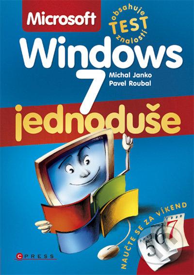 Microsoft Windows 7 - Michal Janko, Pavel Roubal