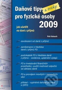 Fatimma.cz Daňové tipy a triky pro fyzické osoby 2009 Image