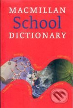 Macmillan School Dictionary -