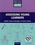 Primary Resource Books for Teachers: Assessing Young Learners - Sophie Ioannou-Georgiou, Pavlos Pavlou
