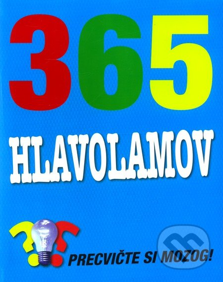 365 hlavolamov - Guy Campbell, Paul Moran