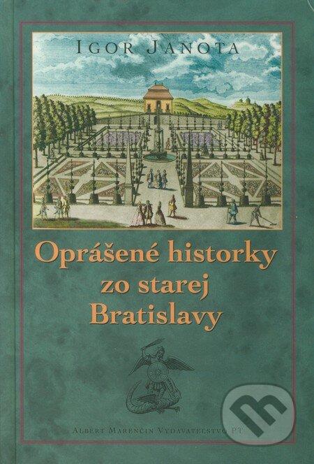 Fatimma.cz Oprášené historky zo starej Bratislavy Image