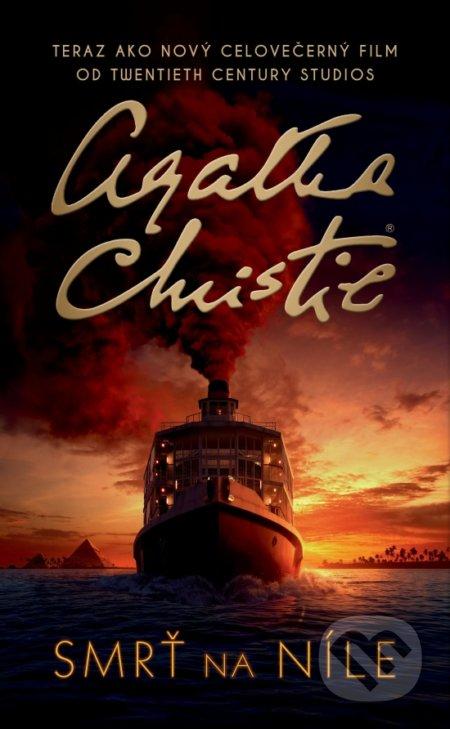 Smrť na Níle - Agatha Christie