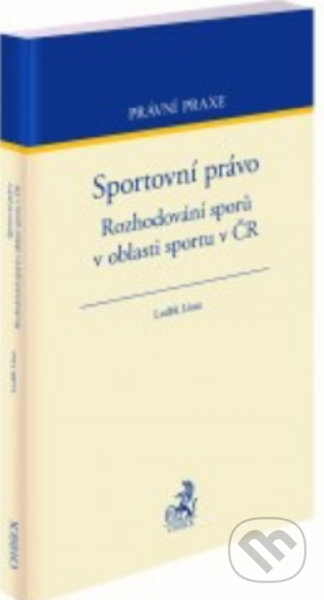 Sportovní právo - Luděk Lisse