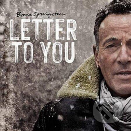 Bruce Springsteen: Letter To You LP Coloured - Bruce Springsteen