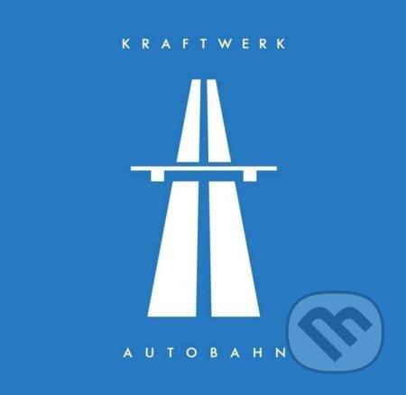 Kraftwerk: Kraftwerk: Autobahn LP (Blue Vinyl) - Kraftwerk