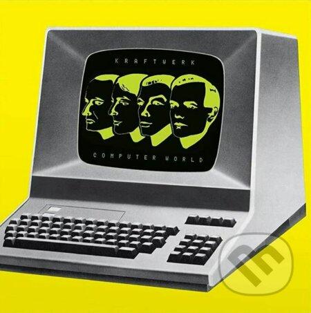 Kraftwerk: Computer World (Yellow Vinyl, DE) LP - Kraftwerk