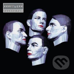 Kraftwerk: Techno Pop (Silver Vinyl, EN) LP - Kraftwerk