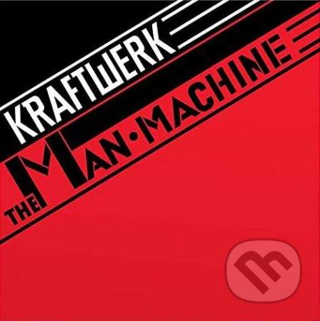 Kraftwerk: The Man-Machine (Red Vinyl, EN) LP - Kraftwerk