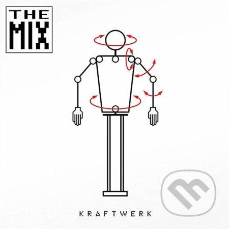 Kraftwerk: The Mix (White Vinyl, EN) LP - Kraftwerk