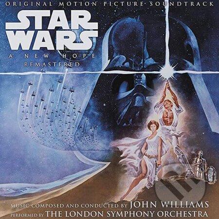 John Williams: Star Wars: A New Hope (Epizoda IV – Nová naděje) LP - Hudobné albumy
