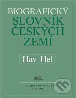 Biografický slovník českých zemí (Hav-Hel) 23.díl - Marie Makariusová