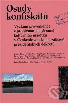Osudy konfiskátů - Ústav dějin umění Akademie věd