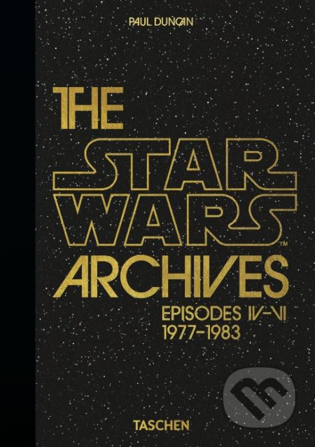 The Star Wars Archives (1977–1983) - Paul Duncan