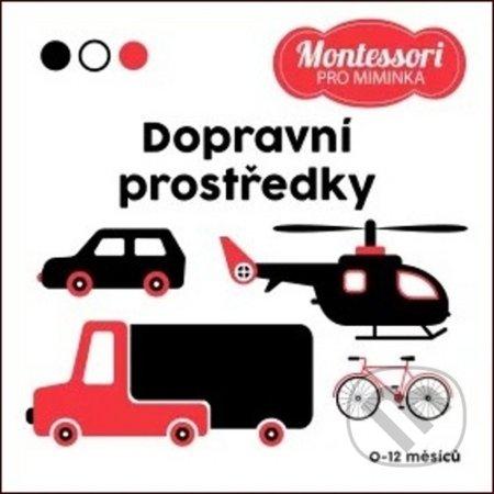 Montessori pro miminka: Dopravní prostředky - Drobek