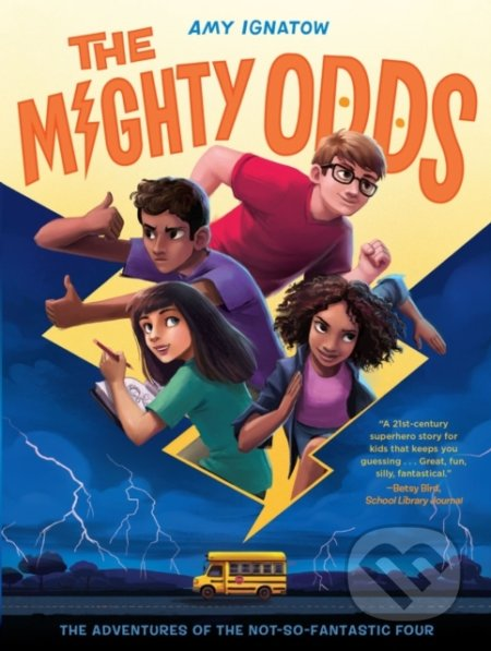 The Mighty Odds - Amy Ignatow