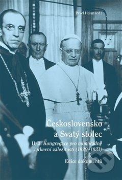 Československo a Svatý stolec. II/3 - Pavel Helan