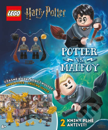 LEGO Harry Potter: Potter vs. Malfoy - CPRESS