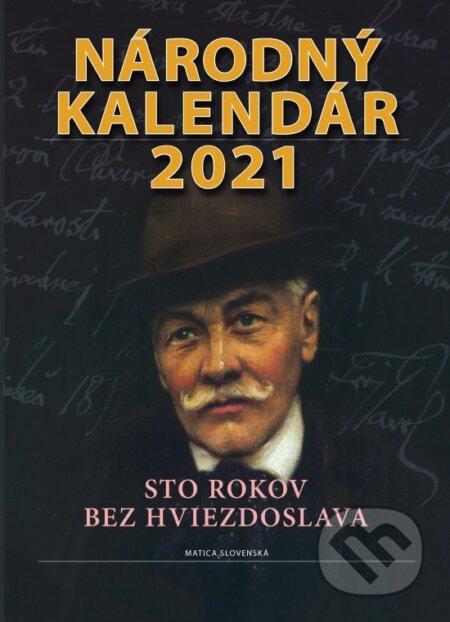 Národný kalendár 2021 - Štefan Haviar