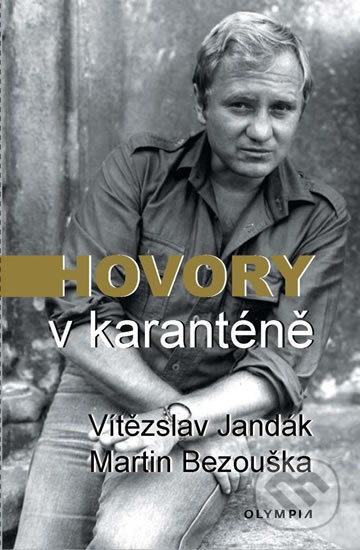 Hovory v karanténě - Martin Bezouška, Vítězslav Jandák