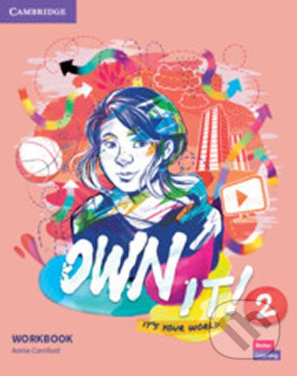 Own it! 2 Workbook - Annie Cornford