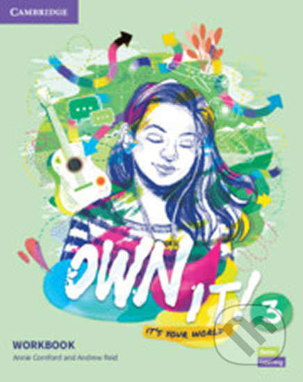 Own it! 3 Workbook - Annie Cornford