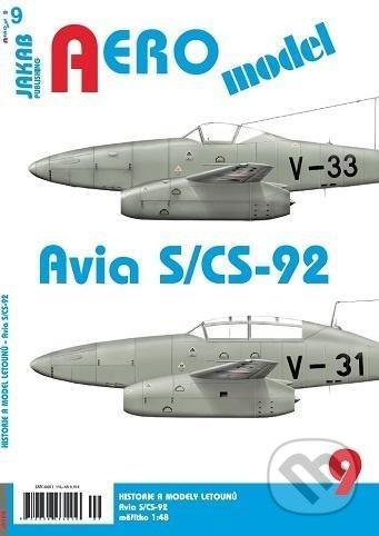 Avia S/CS-92 - Jakab
