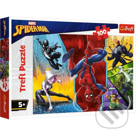 Spiderman - Trefl