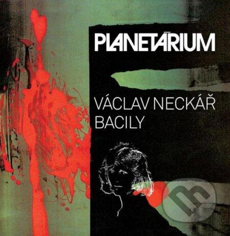 Václav Neckář: Planetárium LP - Václav Neckář