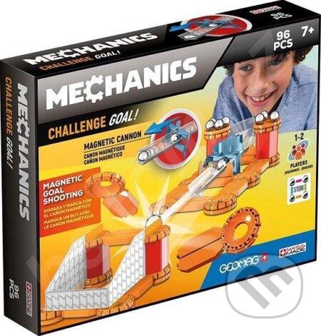 Geomag Mechanics Gravity 96 dílků - Geomag
