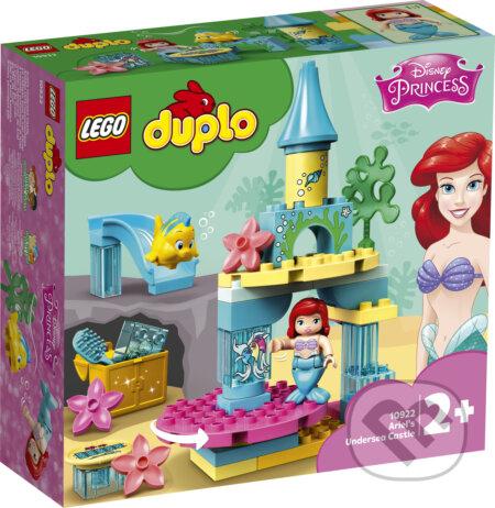 LEGO DUPLO 10922 Arielin podmorský zámok - LEGO