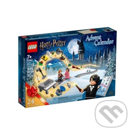 LEGO Harry Potter 75981 Adventní kalendář LEGO® Harry Potter™ - LEGO