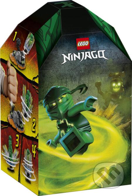 LEGO Ninjago - Spinjitzu úder – Lloyd - LEGO