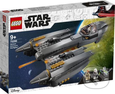 LEGO Star Wars - Stíhačka generála Grievousa - LEGO