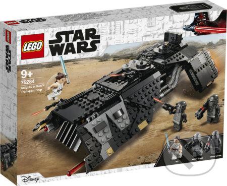 LEGO Star Wars 75284 Prepravná loď rytierov z Renu - LEGO