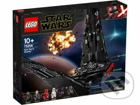LEGO Star Wars 75256 Loď Kylo Rena - LEGO