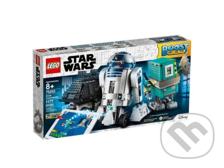 LEGO Star Wars 75253 Veliteľ droidov - LEGO