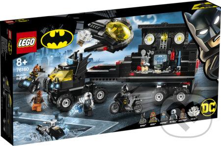 LEGO Super Heroes 76160 Mobilná Batmanova základňa - LEGO