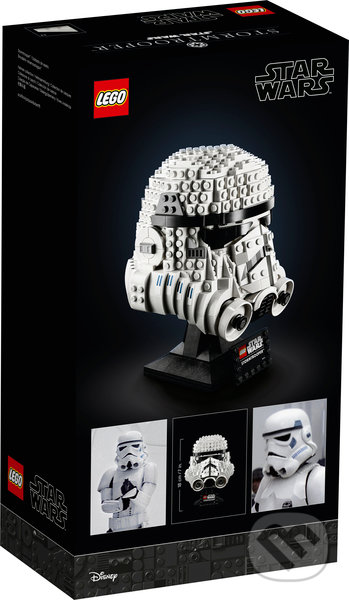 LEGO Star Wars - Helma stormtroopera - LEGO
