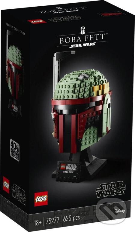 LEGO Star Wars - Helma Boba Fetta - LEGO