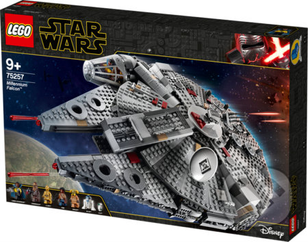 LEGO Star Wars 75257 Millennium Falcon™ - LEGO