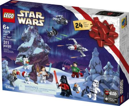 LEGO Star Wars 75279 Adventný kalendár LEGO® Star Wars™ - LEGO