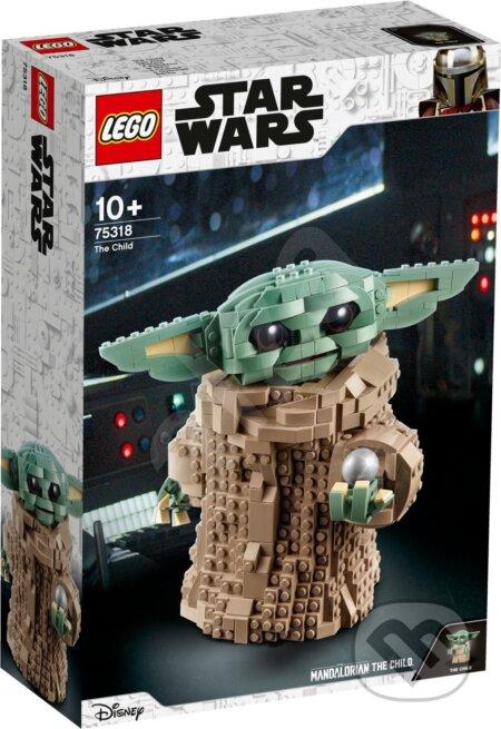LEGO Star Wars - Dieťa - LEGO