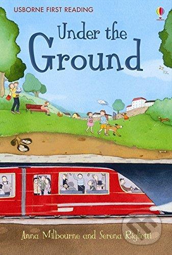 Under the Ground - Susanna Davidson, Serena Riglietti (ilustrátor)