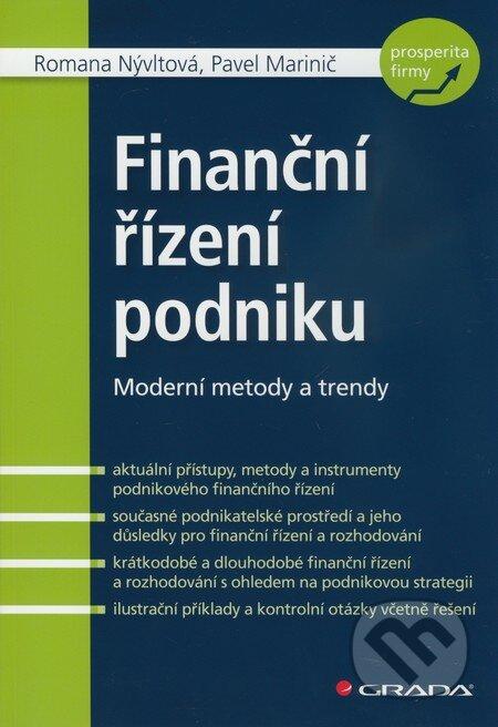 Removu.cz Finanční řízení podniku Image