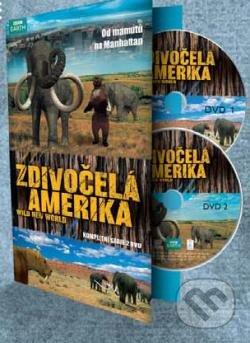 Zdivočená Amerika DVD